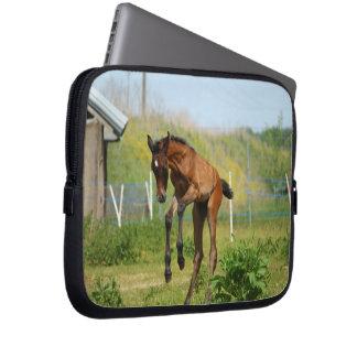 Pferde Laptopschutzhülle