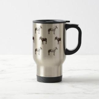 Pferde-u. Esel-Sammlung Emmas Janeway Reisebecher