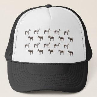 Pferde-u. Esel-Sammlung Emmas Janeway Truckerkappe