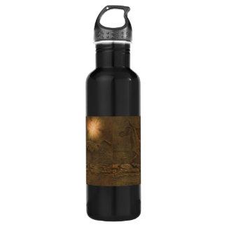 Pferdeartig-Liebhaber Pferd-themenorientiertes Edelstahlflasche