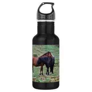 Pferdeartig-Liebhaber Pferd-themenorientiertes Trinkflasche