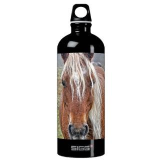 Pferdeartig-Liebhaber Pferd-themenorientiertes Wasserflasche