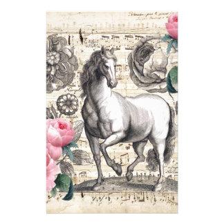 Pferdeartiger Traum Briefpapier
