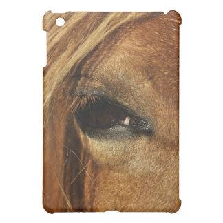 Pferdeaugen-Foto Hülle Für iPad Mini
