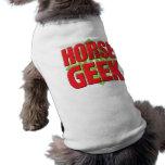 PferdeAussenseiter v2 Hunde T Shirts