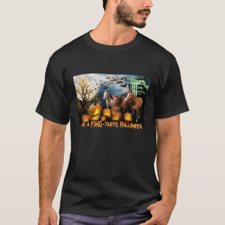 Pferdehalloween-T - Shirt
