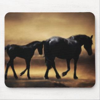 Pferdemamma und I Mauspad