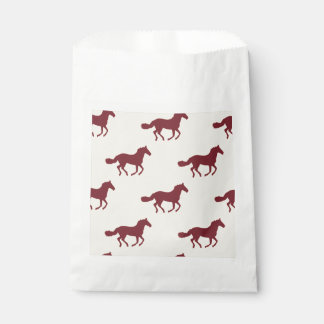 Pferdemuster Geschenktütchen