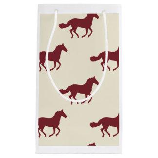 Pferdemuster Kleine Geschenktüte