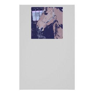 PferdePop-Kunst Briefpapier