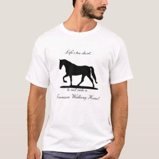 PferdeShirt des Tennessees des Lebens zu kurzes… T-Shirt