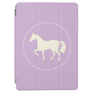 PferdeSilhouette iPad Air Cover