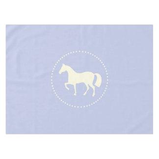 PferdeSilhouette Tischdecke