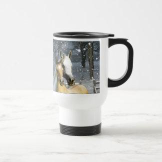 PferdeTasse Kaffee Haferl