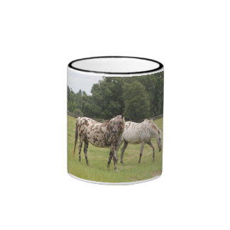PferdeTasse Ringer Tasse