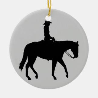 Pferdeverzierung Weihnachtsornament
