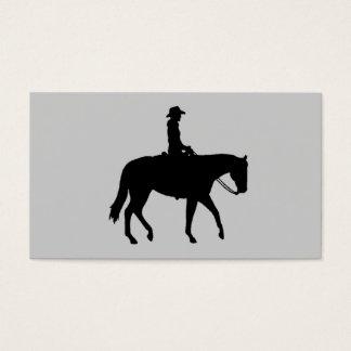PferdeVisitenkarte Visitenkarten