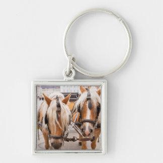 Pferdewagen | Österreich Schlüsselanhänger