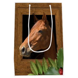 Pferdeweihnachten Mittlere Geschenktüte