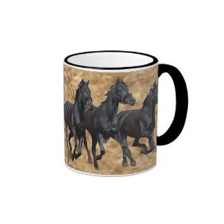 Pferdewilde Tasse