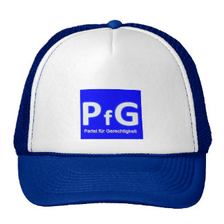 PfG - Die Blaue Alternative für Deutschland Kappe