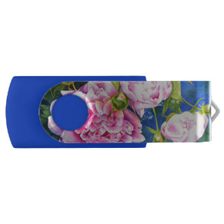 Pfingstrose USB Stick