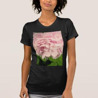 Pfingstrosen-Blumenblätter T-Shirt