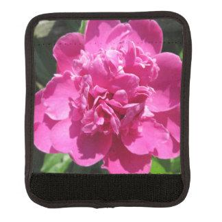 Pfingstrosen-hübsches Rosa Koffergriffwickel