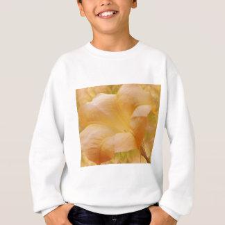 Pfirsich-Mond-Blume Sweatshirt