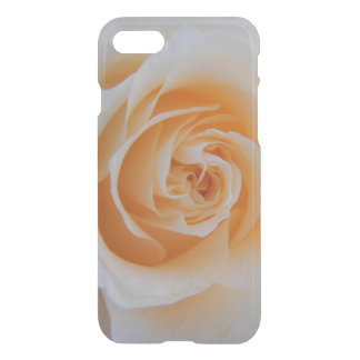 Pfirsich-Rose iPhone 7 Fall iPhone 7 Hülle