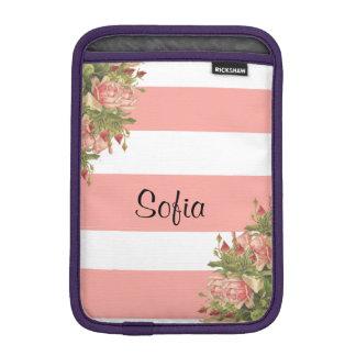 Pfirsichfarbene Sommer iPad Mini Sleeve