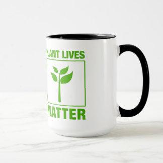 Pflanze lebt Angelegenheits-Tasse Tasse