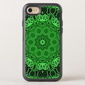 Pflanze strukturiert Mandala OtterBox Symmetry iPhone 8/7 Hülle