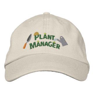 Pflanzen-Manager 2 Baseballcap