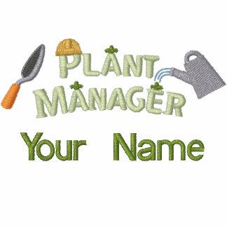 Pflanzen-Manager 2 Poloshirt