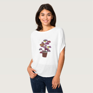 Pflanzen-T - Shirt