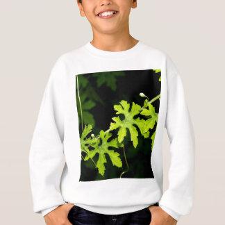 Pflanzenform Sweatshirt