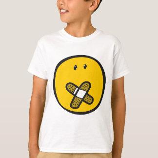Pflaster Emoji T-Shirt