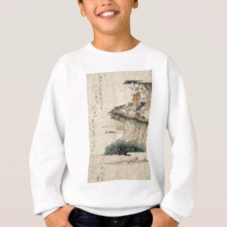 Pflaume-Betrachtung bei Gotenyama - Anon - 1801 Sweatshirt