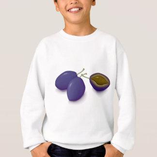 Pflaumen Sweatshirt