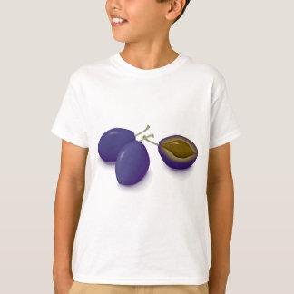 Pflaumen T-Shirt