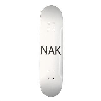 Pflege an Keyboard.ai Skateboarddecks