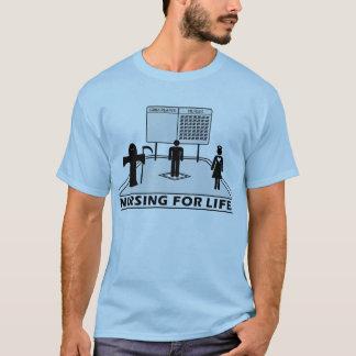 Pflege für das Leben (der T - Shirt der Männer)