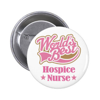 Pflegeheim-Krankenschwester-Geschenk Welten am be Anstecknadel