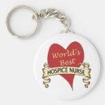 Pflegeheim-Krankenschwester Schlüsselbänder