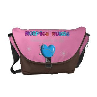 Pflegeheim-Krankenschwester-Taschen-Rosa Kuriertaschen