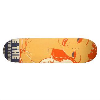 Pflegen Sie das Baby. Ihr Schutz gegen Problem 21,6 Cm Skateboard Deck