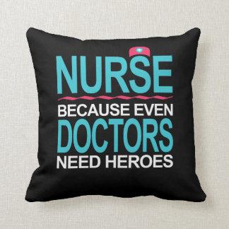 Pflegen Sie, weil Doktoren Helder benötigen Kissen
