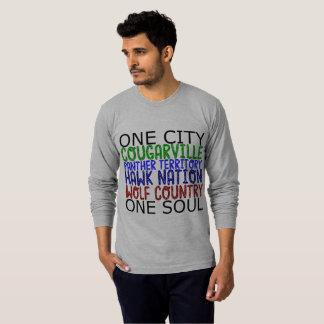 Pflugerville starker HS Stolz T-Shirt