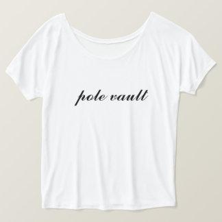Pfostenwölbungs-Shirt T-Shirt